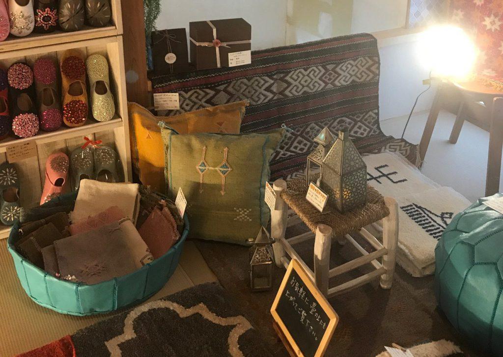 モロッコ雑貨の店 『メズィヤーン モロッコ』